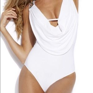 NWOT. Laundry by Shelli Segal One Piece Swimsuit.